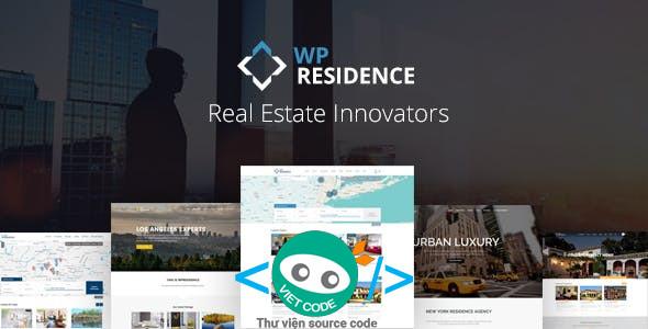 Share Theme Residence Real Estate WordPress