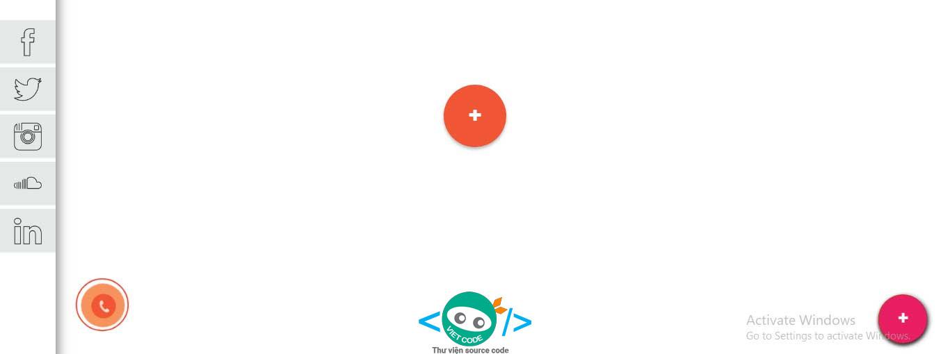 Hướng dẫn làm nút gọi ngay bằng Bootstrap