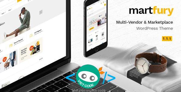 Chia sẻ Theme Martfury WooCommerce Marketplace WordPress Full Download