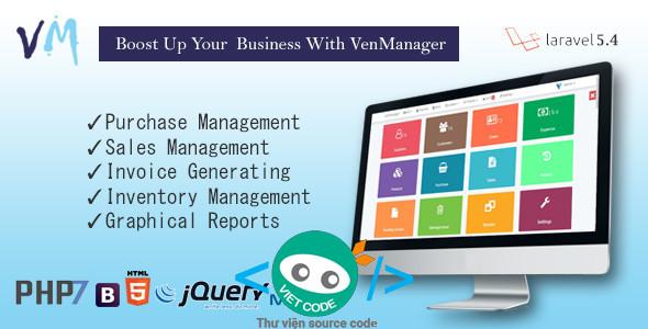 Phần mềm Quản Lý hàng tồn kho, tài khoản và Quản lý bán hàng bằng PHP