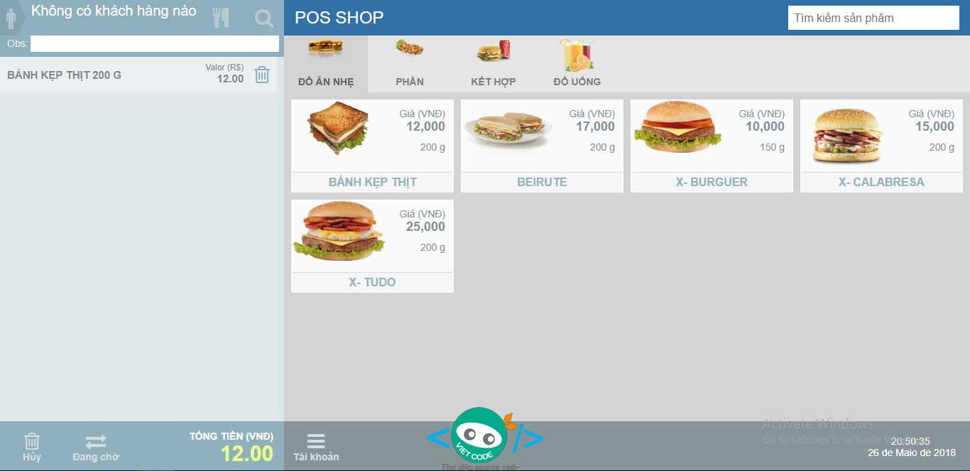 Giới thiệu về Phần mềm bán hàng Online bằng PHP