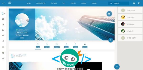 Share code Scops Engine PHP Social Networking Platform Full