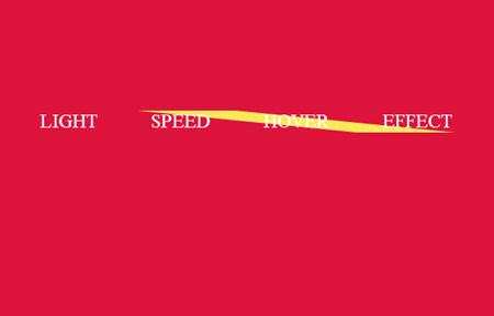Tạo hiệu ứng ánh sáng đơn giản cho menu bằng CSS3