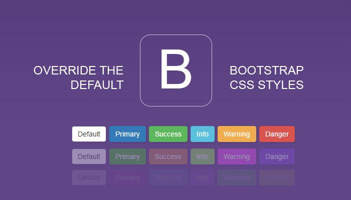 Hướng dẫn tạo khung content bằng Bootstrap
