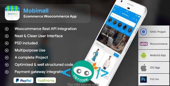 Source Code phần mềm bán hàng Online bằng Android và IOS Full chức năng