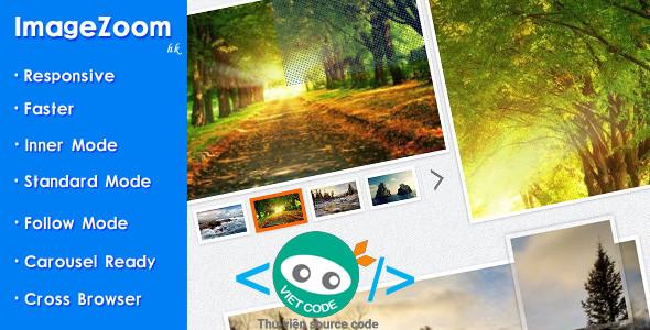 Hiển thị chi tiết sản phẩm đẹp mắt với JQuery và Css cho Website bán hàng